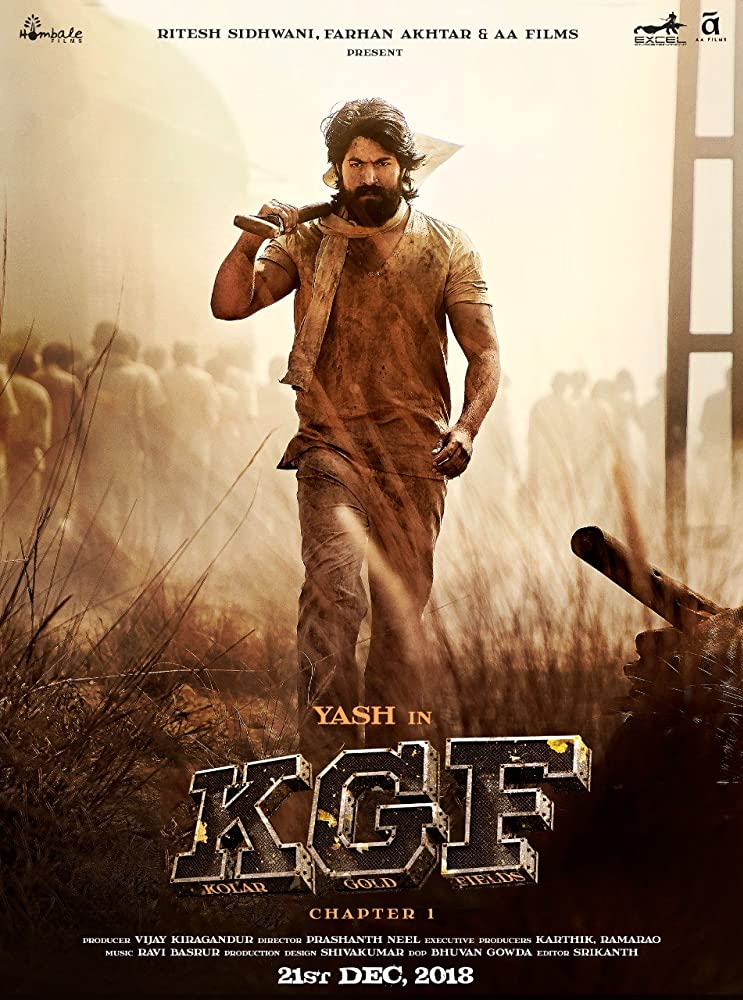 KGF 2018 1080p Hindi AMZN AVC DDP 5.1 7.5GB