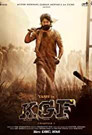 Download K.G.F Chapter 1 (2018) (Hindi Dubbed) Bluray 480p [340MB] || 720p [1GB]