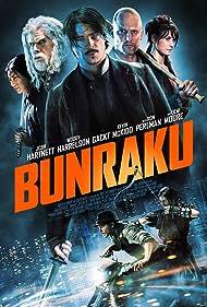 Demi Moore, Woody Harrelson, Ron Perlman, Josh Hartnett, and Gackt in Bunraku (2010)