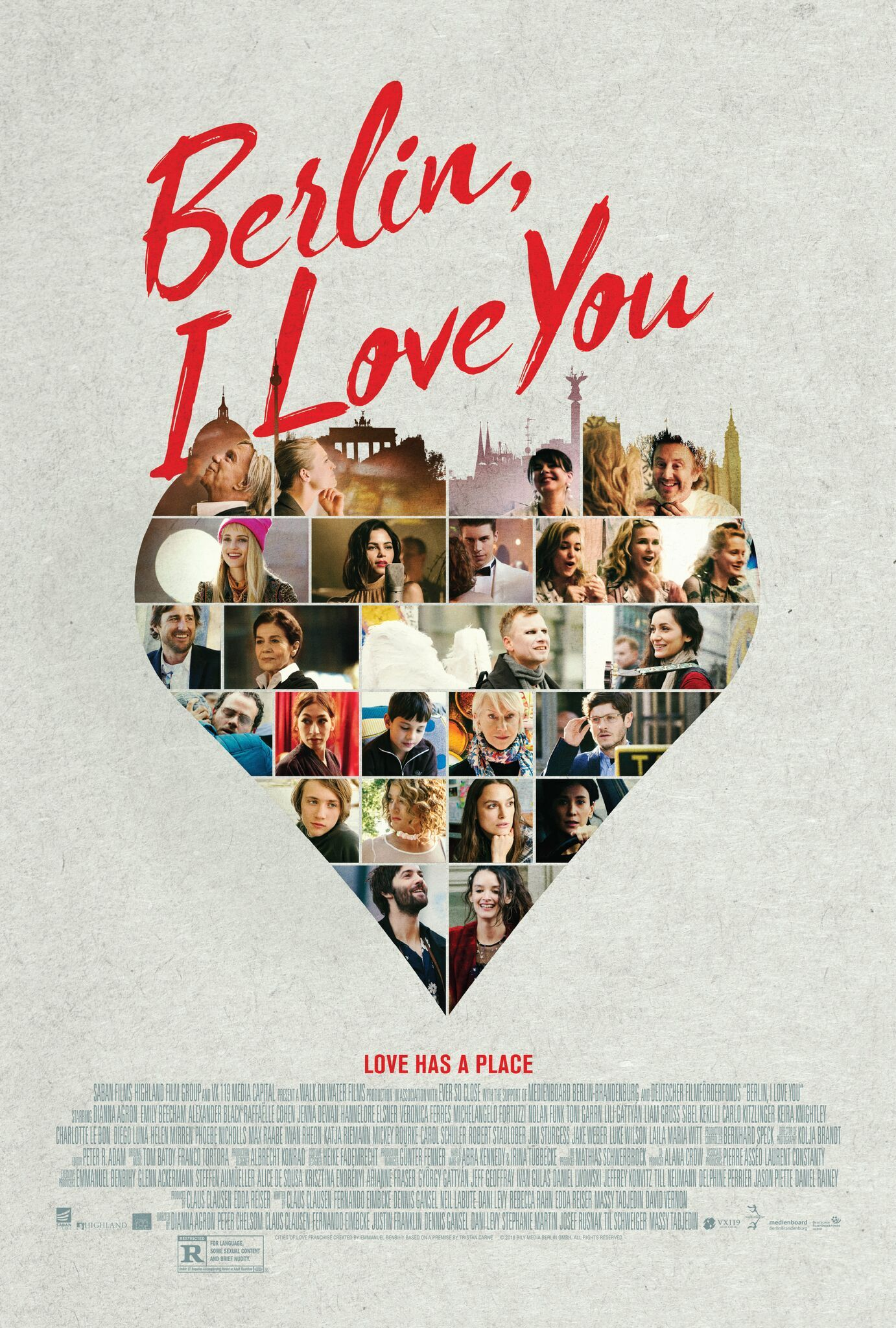 Berlin, I Love You (2019) WEBRip 720p & 1080p