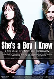 She's a Boy I Knew Poster
