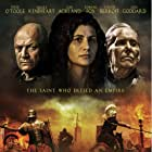 Peter O'Toole, Steven Berkoff, and Nicole Cernat in Katherine of Alexandria (2014)