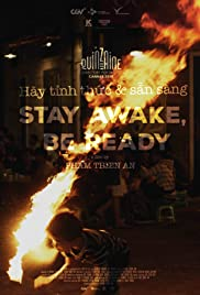 Stay Awake, Be Ready Poster