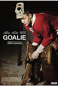 Kevin Pollak, Mark O'Brien, and Georgina Reilly in Goalie (2019)