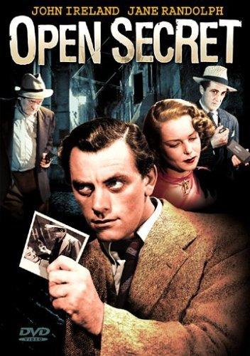 John Ireland and Jane Randolph in Open Secret (1948)