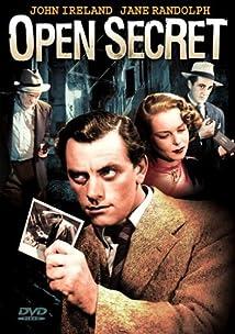Open Secret (1948)