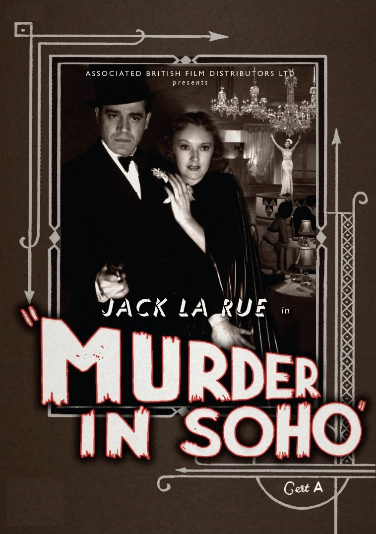 Murder in Soho (1939)