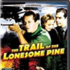 Henry Fonda, Fred MacMurray, and Sylvia Sidney in The Trail of the Lonesome Pine (1936)