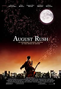 Watch latest trailers movies August Rush [480x800]