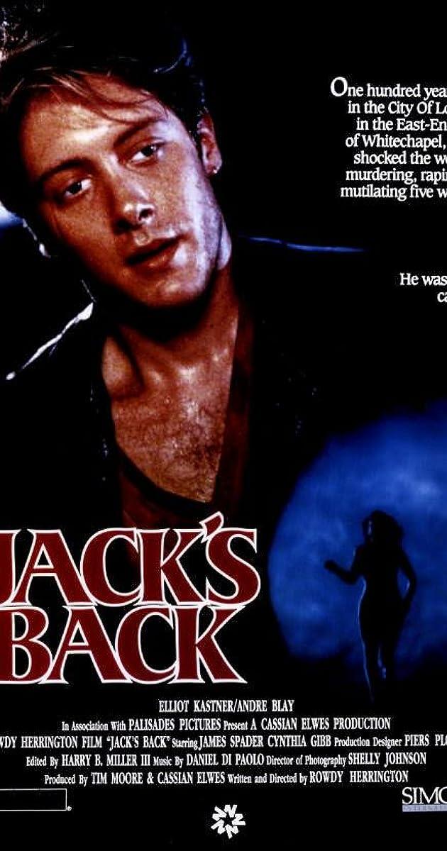 Jack's Back (1988) Subtitles