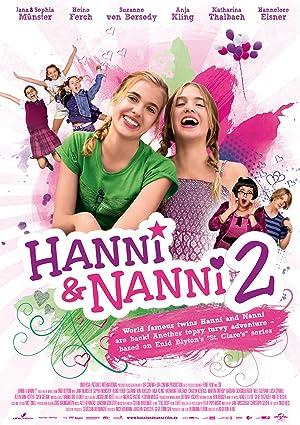 Hanni and Nanni 2 poster