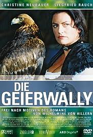 Die Geierwally Poster