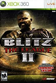 Blitz: The League 2 Poster