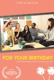 For Your Birthday Poster