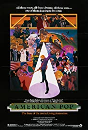 American Pop (1981) Poster - Movie Forum, Cast, Reviews