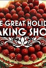 The Great Holiday Baking Show Poster