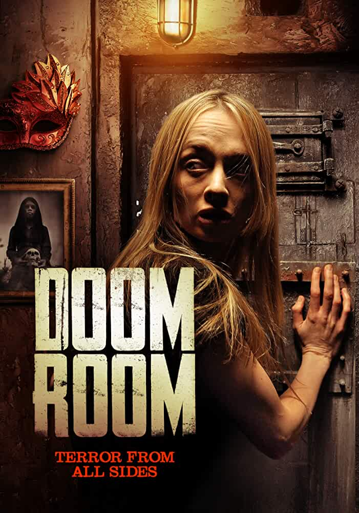 Doom Room (2019) WEB-Rip | English Movie | Watch Online | Download | 810MB | Horror |