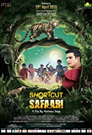Shortcut Safari Poster
