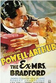The Ex-Mrs. Bradford Poster