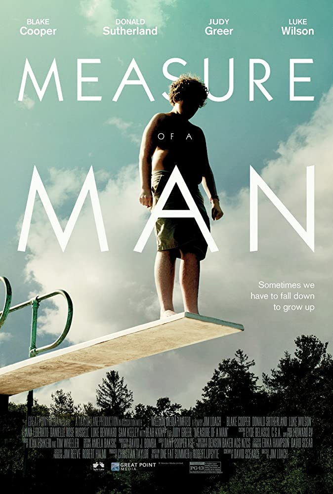 Measure of a Man Movie Poster
