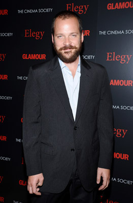Peter Sarsgaard at an event for Elegy (2008)