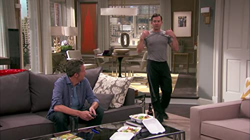 The Odd Couple: As Long As I Don't See You