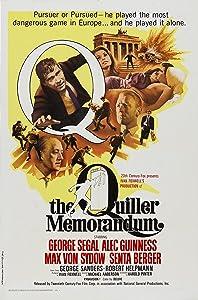 Link download full movie The Quiller Memorandum UK [WEB-DL]