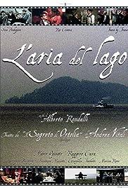 L'aria del lago Poster