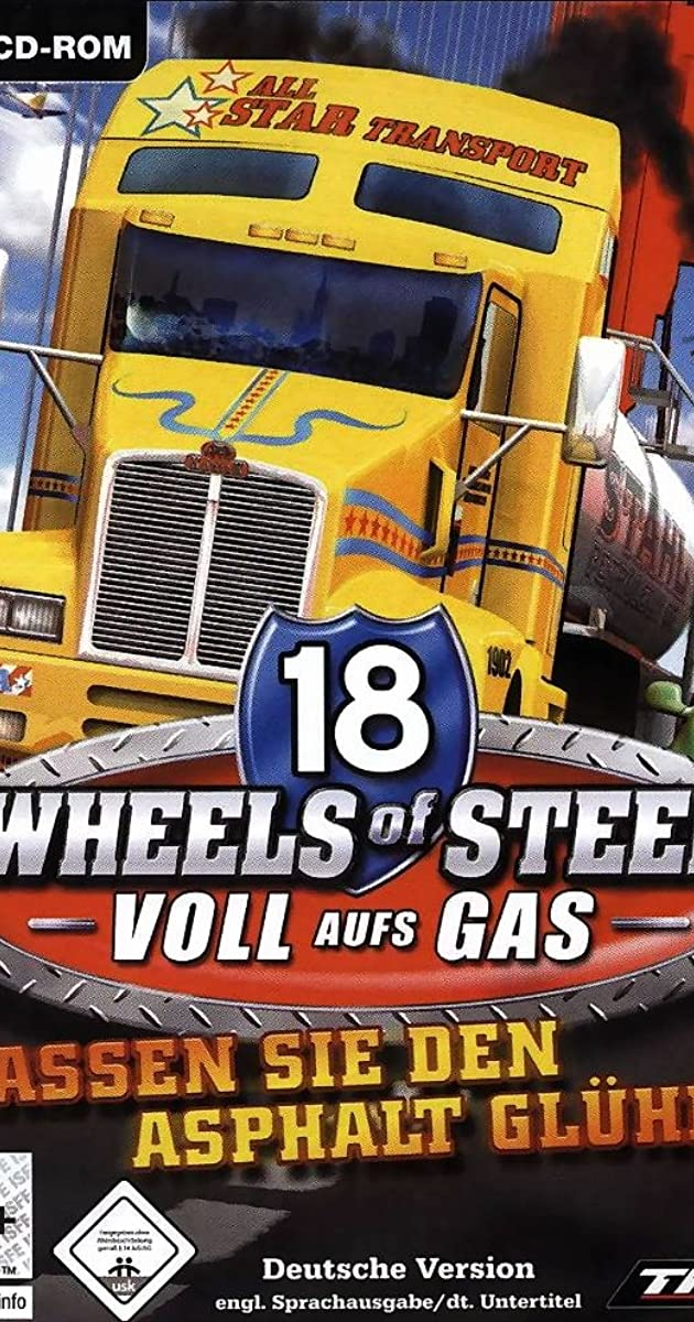 Game fix / crack: pwz no cd 18 wheels of steel: pedal to the metal.
