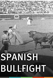 Spanish Bullfight Poster