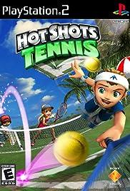 Hot Shots Tennis Poster
