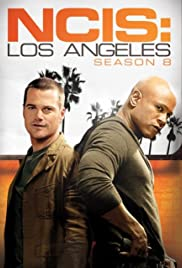 NCIS: Los Angeles - The Eighth Season: Deep Impact - Season 8 of NCIS: Los Angeles Poster