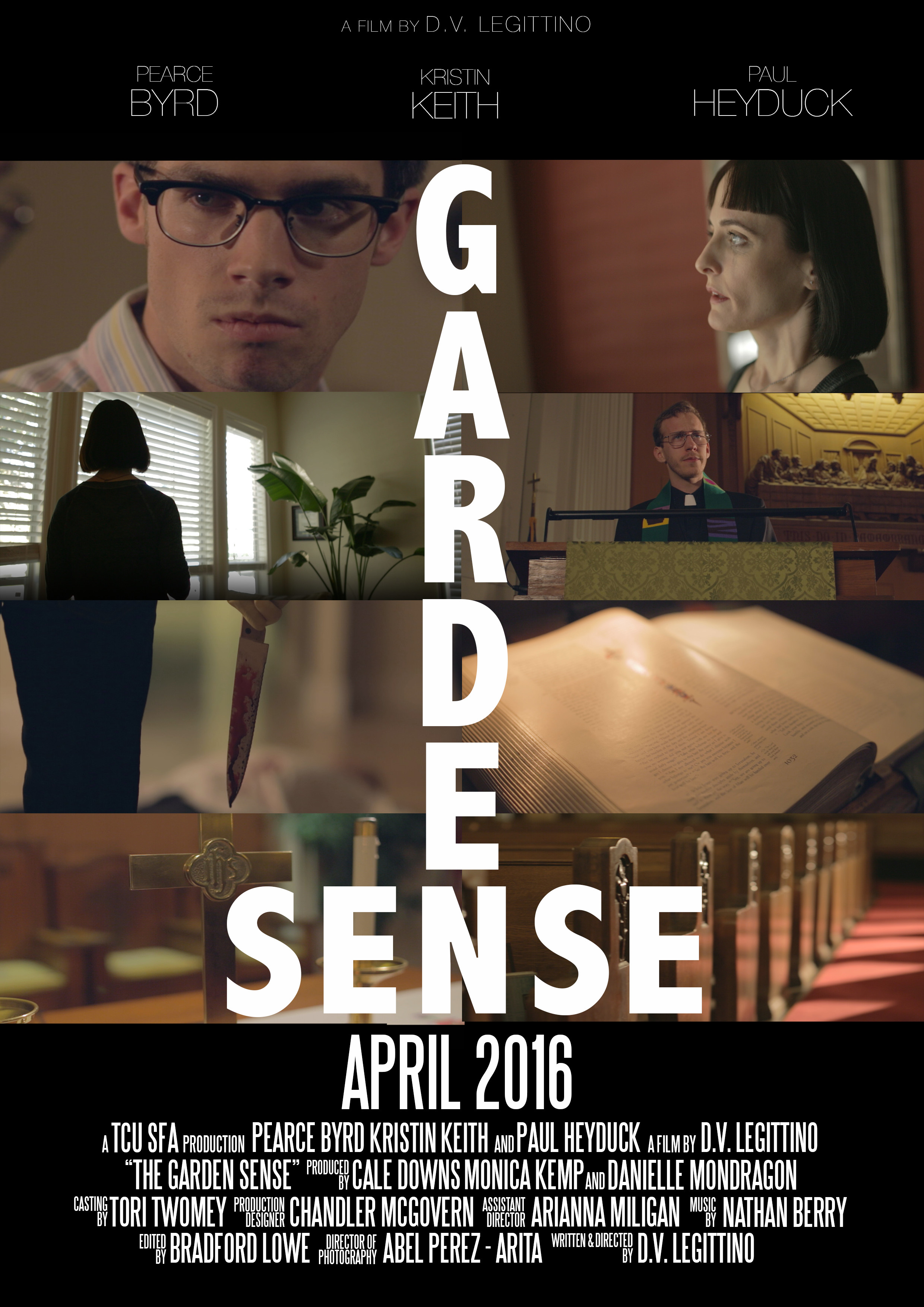 The Garden Sense (2016) - IMDb