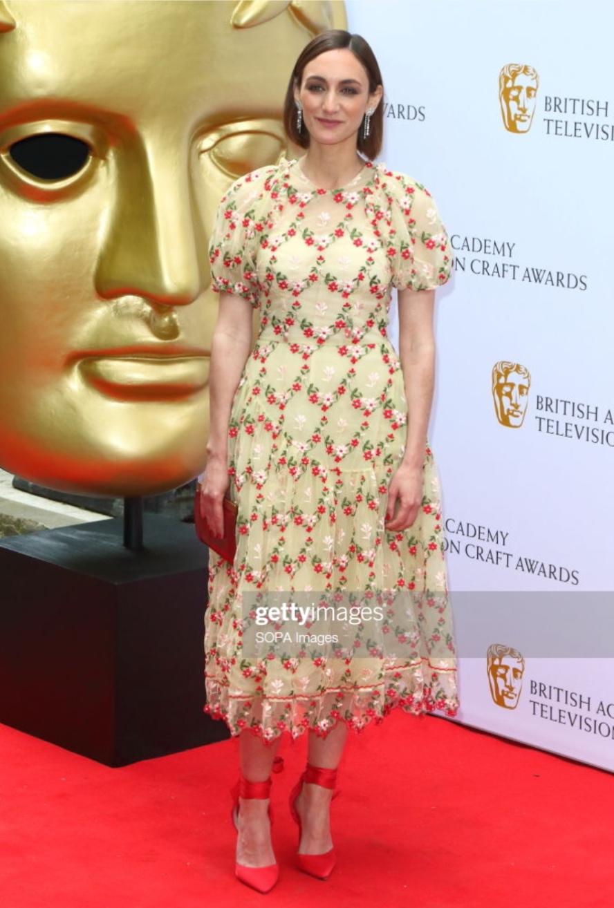 Cara Horgan at BAFTA 2019