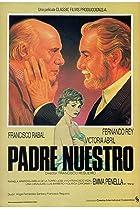 Padre nuestro (1985) Poster