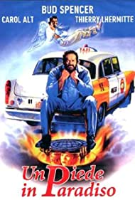 Thierry Lhermitte and Bud Spencer in Un piede in paradiso (1991)