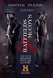 Hatfields & McCoys Poster - TV Show Forum, Cast, Reviews