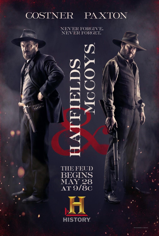 Hatfields & McCoys Season 1 COMPLETE BluRay 480p, 720p & 1080p