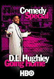 D.L. Hughley: Goin' Home Poster