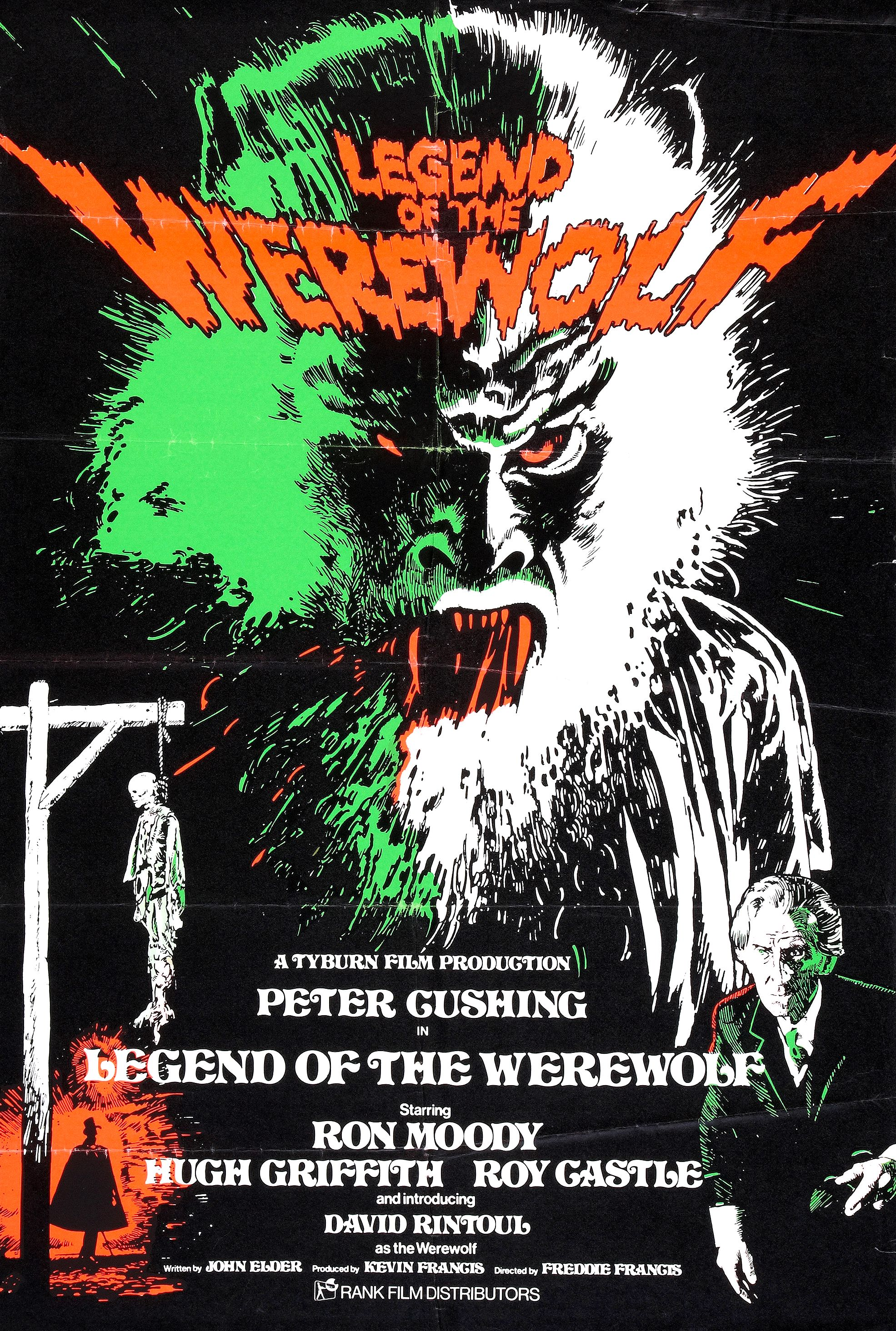 Legend of the Werewolf (1975) ...