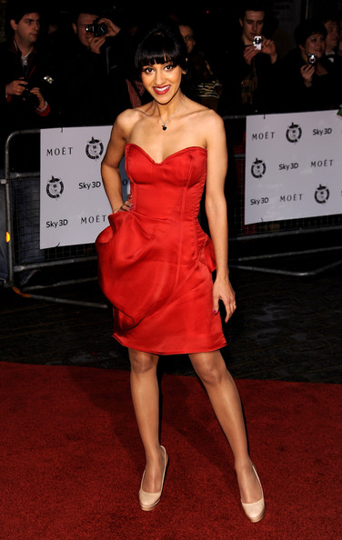 Manjinder Virk at London Critics Circle Awards