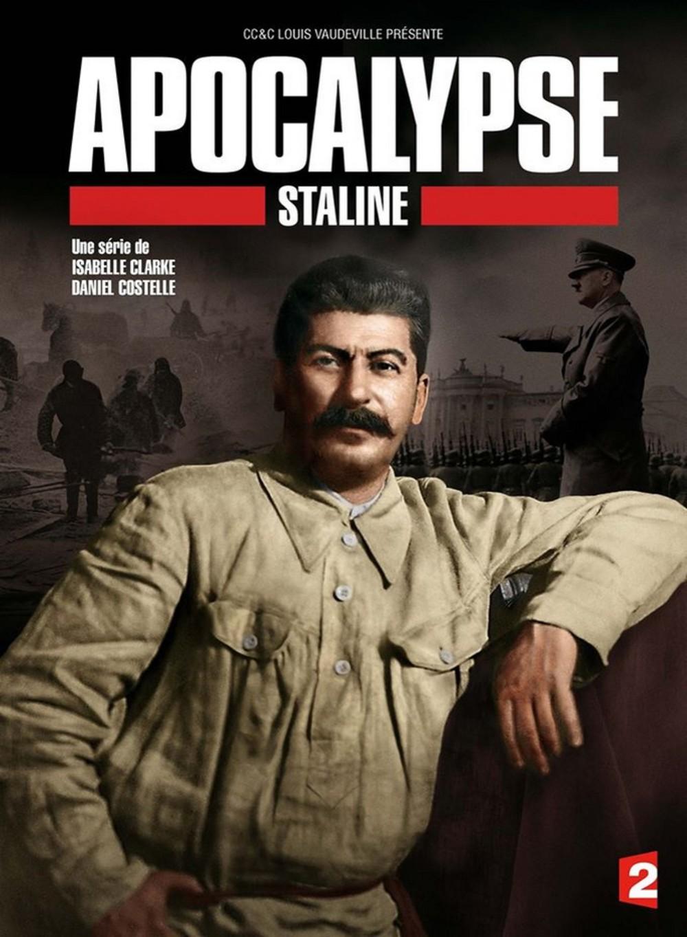 Joseph Stalin in Apocalypse: Staline (2015)