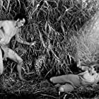 Bruce Bennett and Ula Holt in The New Adventures of Tarzan (1935)