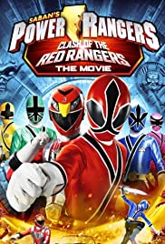 Power Rangers Samurai Clash Of The Red Rangers Part 2 Tv Episode