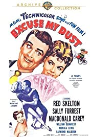 Excuse My Dust (1951) Poster - Movie Forum, Cast, Reviews