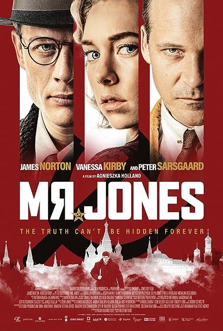 Film: Mr. Jones - L ombre de Staline
