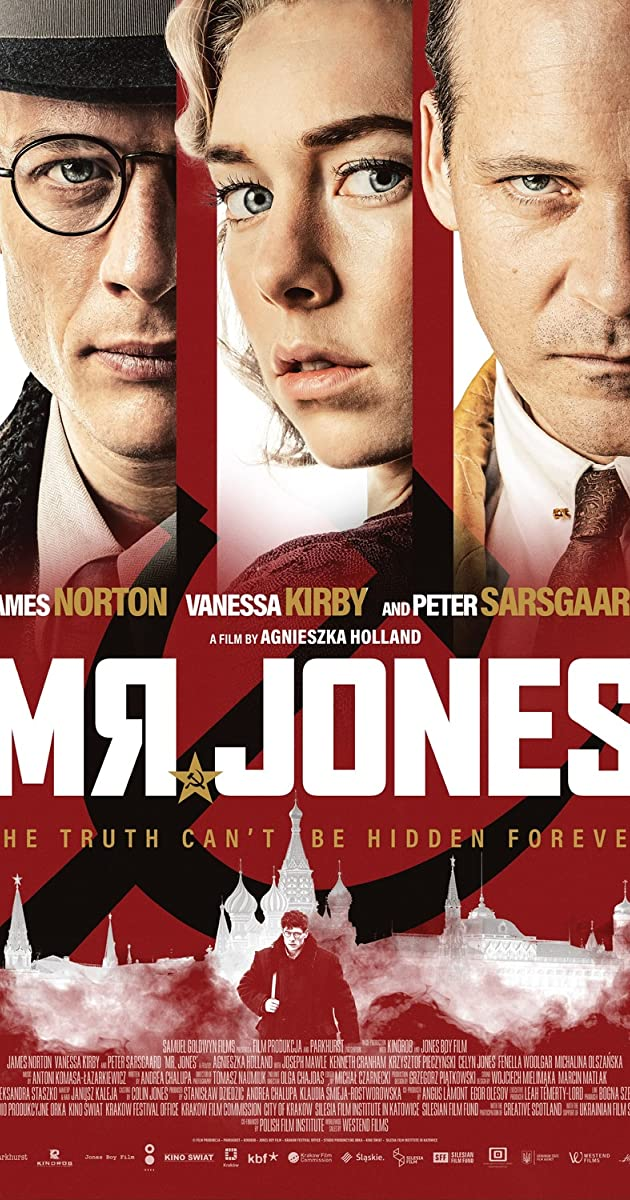 Subtitle of Mr. Jones