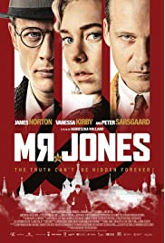 Mr. Jones (2019) ONLINE SEHEN
