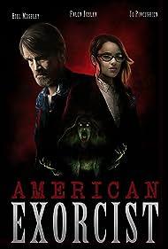 Bill Moseley, Falon Joslyn, and Alexa Marie Santy in American Exorcist (2018)