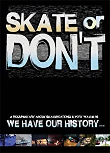 Rent movie to watch online Skate or Don't [1280p]